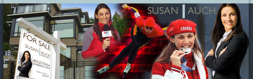 Susan Auch - Realtor -Corporate Speaker - Olympian